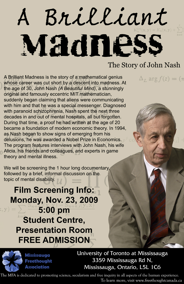 john nash dissertation game theory